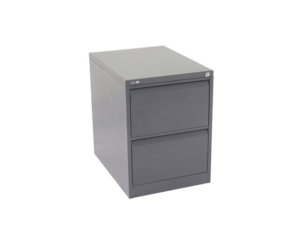 Go Steel 2 Drawer Filing Cabinet