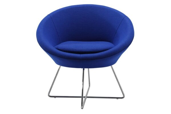 nexus chair blue