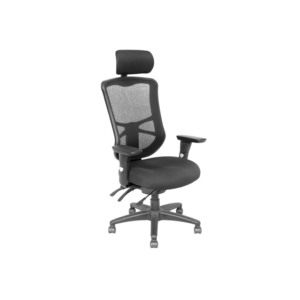 bern high back mesh chair