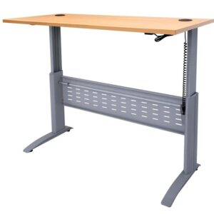 rapide height adjustable desk