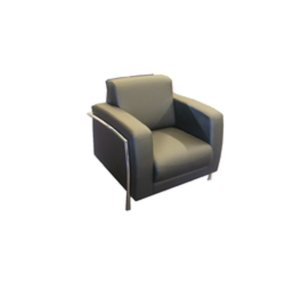 tube single tub chair