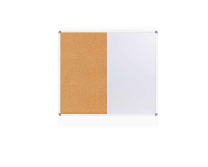 Combination Pinboard And Whiteboard
