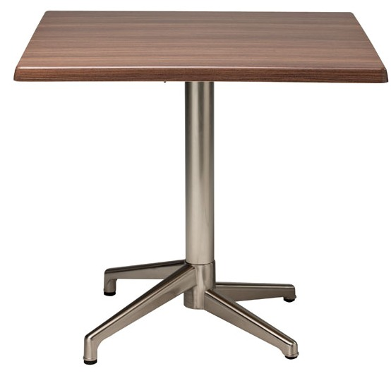 Buy A Calais Cafe Table Square Office Storage Delivery