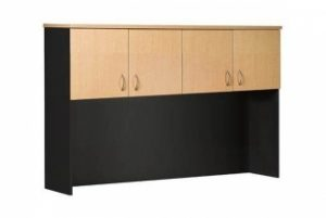 alpha desk cupboard single