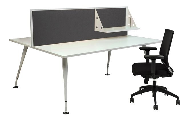 oslo 2 person workstation