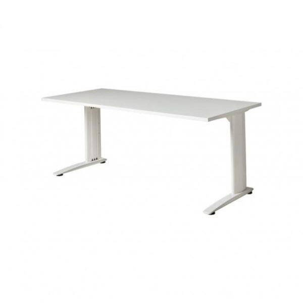 stockholm office desk white
