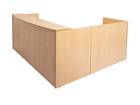 Buy A York Reception Desk Office Desks Delivery Direct