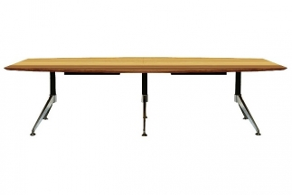 diplomat conference table large