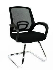 beta visitor chair black