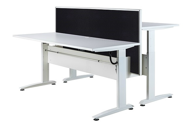 Buy A Rome Standing Desk B2b Office Desks Delivery