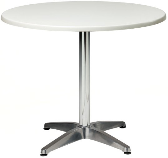 rux cafe table round