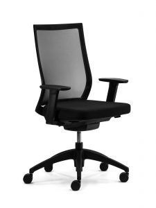 elevate mesh office chair