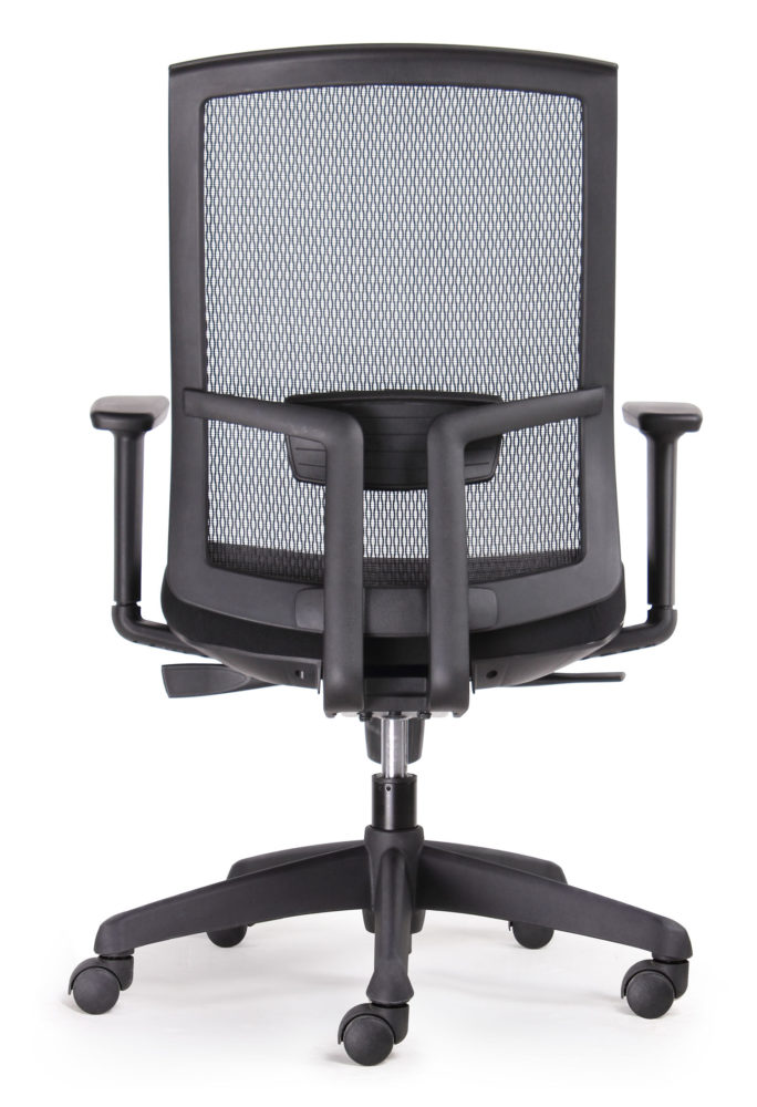 kal task chair back view