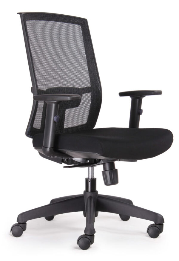 kal task chair side view
