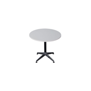 White Typhoon Round Table for office and home