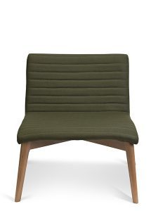 omega office chair wood