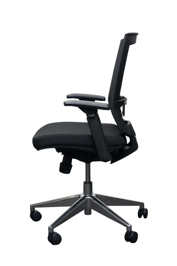 matrix office chair side view
