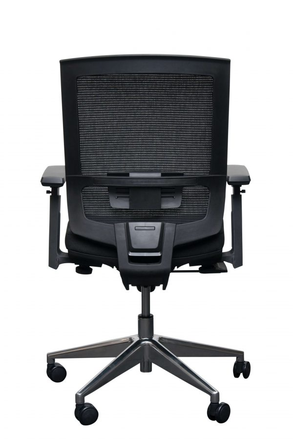 matrix office chair back view