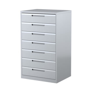 MM10+-+STEELCO+10+Drawer+MM+Cabinet+1370H+x+710W+x+620D-SG4