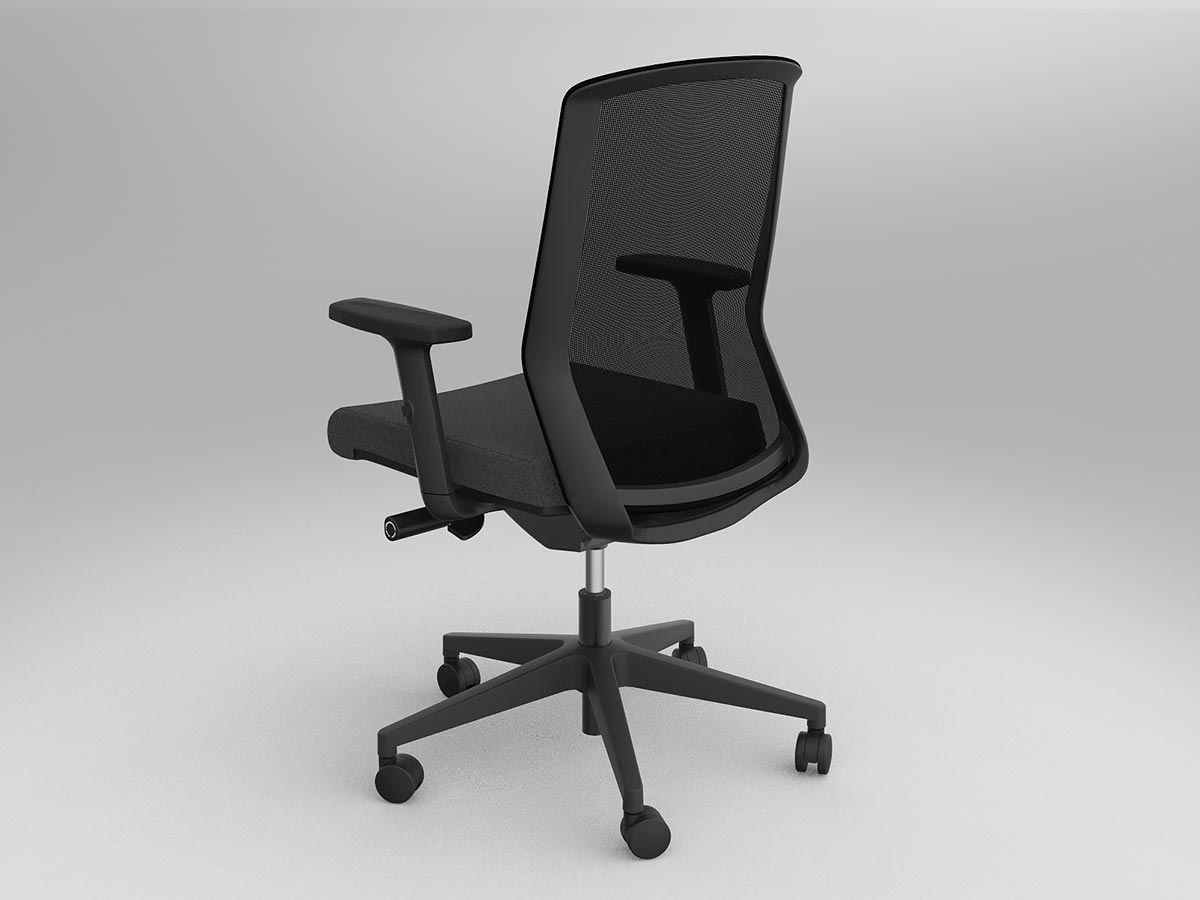 Buy A Motion Sync Chair With Adjustable Armrests Online