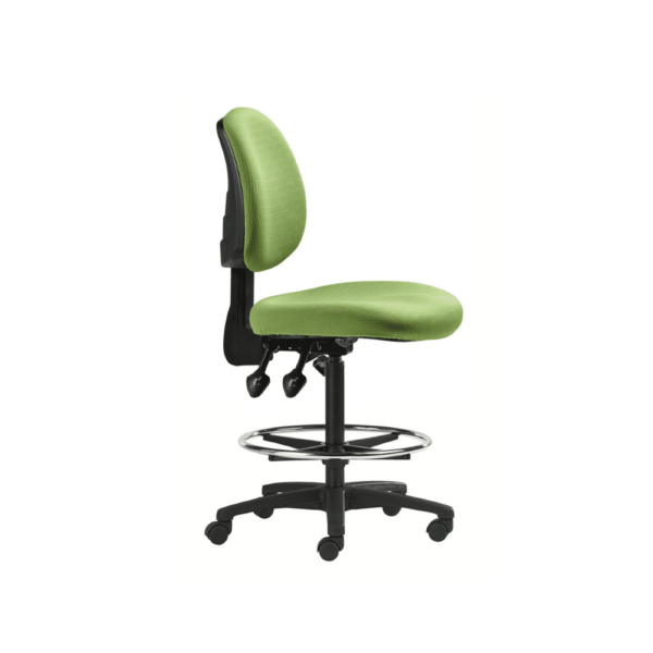 Rialto Drafting Chair with no arms for offices in Australia