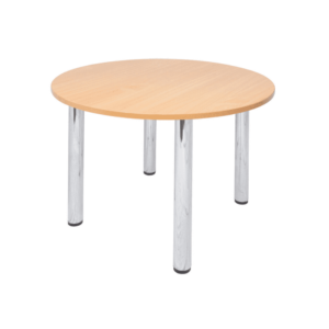 Chrome-Round-Leg-Round-Table-1024x916