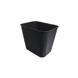 BLACK UNDER DESK BIN