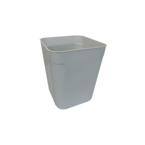 30L DOVE GREY UNDER DESK BIN