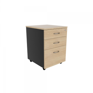 Momentum Mobile Drawers 3_oak graphite